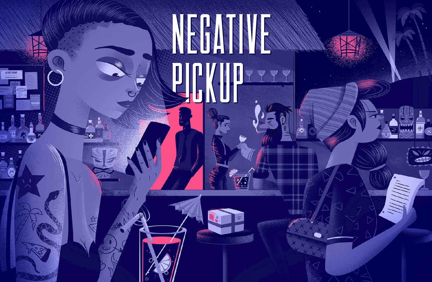 Negative Pickup